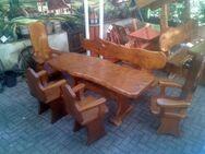 Massivholz Garnitur für Esszimmer - Achern