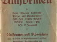[SUCHE] Deutsche Uniformen Verlag Moritz Ruhl Leipzig Buch [SUCHE] - München Altstadt-Lehel