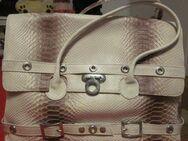 """3 exklusive Leder-Handtaschen """"Maiani"""", beige, rosa, hellblau, neu - München"""