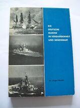 Die deutsche Marine in der Vergangenheit und Gegenwart, Rhades 1967