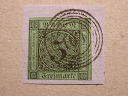 AD-Baden 3 Kreuzer 1853-54,MI:DE 6,  Lot 573