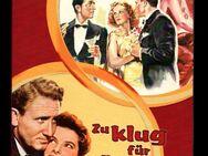 Zu klug für die Liebe (Without Love) / Lustige Sünder (Libeled Lady) 2 DVDs - Nürnberg