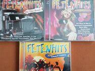 FETENHITS  CD's noch in Folie. Stückpreis 5 Euro - Kassel Brasselsberg