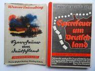 Beumelburg, Werner: Sperrfeuer um Deutschland. 1. Weltkrieg, Jugendausgabe - Königsbach-Stein