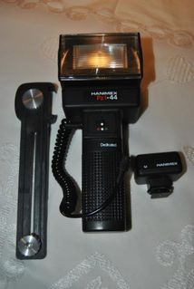 Hanimex PZ1 44 Computer-Stabblitzgerät Zoomreflektor - Zeuthen
