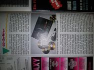 Power Play 9-93 Markt&Technik Media Vision Pro Audio Studio 16 Soundkarte Yamaha-YMF-262 (OPL-3)-Chip Amiga CD 32 Thrustmaster-Cockpit Legends Adventure Gateway 2 - Homeworld Autoexec.bat Config.sys Intel OverDrive Processor (...) Zeitschrift MERCHANDISE - München Altstadt-Lehel
