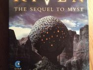 RIVEN   THE SEQUEL TO MYST  PC -  Grafisches Abenteuerspiel  5 CD-ROM in Box - Gladbeck