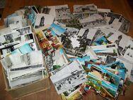 Über 1300 alte Postkarten, unbeschrieben, St. Peter Ording usw. - Büdelsdorf