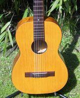 Tolle 3/4 Konzertgitarre *Nylonsaiten* Parlor Gitarre in Hessen zu verkaufen…