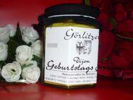 Dijon Geburtstags Senf    180ml mittelscharf für Sie + Ihn Geschenk - Görlitz