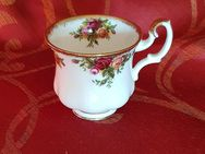 Espressotasse Royal Albert, Old Country Roses - Remagen