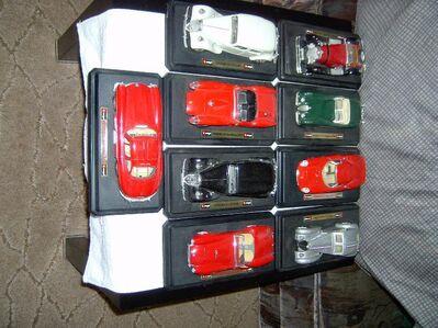 Burago Modellautos - Wiesbaden Sonnenberg