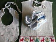 süße Babyartikel aus unterschiedlichen Zeiten - Niederfischbach