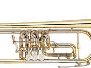 Yamaha YTR 436G Goldmessing B - Konzert- Trompete NEUWARE