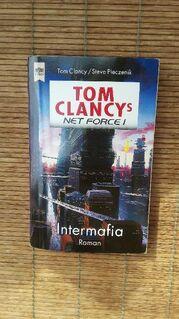 Tom CLANCY´s Net Force I - Intermafia. Broschiertes TB-Ausgabe v. 1999. Heyne Verlag - Rosenheim