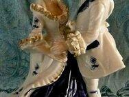Bezauberndes, tanzendes Paar, aufwendig aus Porzellan gearbeitet - Niederfischbach