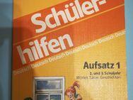 DUDEN Schülerhilfen: Deutsch Aufsatz 1 - Hamburg