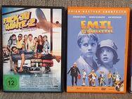 4 verschiedene DVD, aus dem Kinder- u. Jugendbereich, NEUwertig - Bamberg