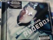 ROBBIE WILLIAMS RUDEBOX CD - Berlin Lichtenberg