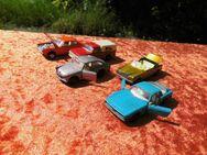 5 MATCHBOX Autos SUPERFAST Lesney England / 5 Stück / Spielzeug, Sammler - Zeuthen