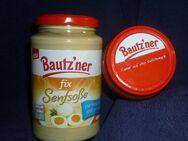 Bautzner Senfsoße  fix + fertig  400 ml  für Senfeier - Görlitz