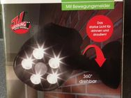 LED-STRAHLER 360° IN- & OUTDOOR & BEWEGUNGSMELDER *NEU* - Großostheim