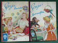 2 alte Mädchenbücher aus der Sonja-Reihe - Niederfischbach