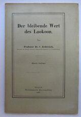 Der bleibende Wert den Laokoon. (1907) Von Prof. Rethwisch
