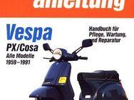 Reparaturanleitung für Motorroller Vespa Cosa - Bochum