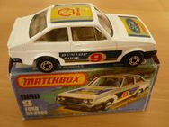 Matchbox Superfast England No.9 Ford Escort RS 2000 - Kassel