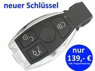 1x Mercedes Benz Funkfernbedienung Funkschlüssel Schlüssel - Dinslaken