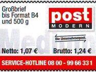 """PostModern: MiNr. 12, 01.10.2003, """"2. Ausgabe"""", Wert zu 1,24 EUR, postfrisch - Brandenburg (Havel)"""