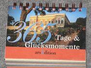 365 Tage & Glücksmomente - immerwährender Aufstellkalender - Krefeld