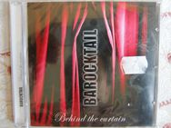 Behind The Curtain Musik CD 2008 von Barocktail Neu und OVP - Celle