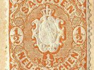 AD-Sachsen ½ Neugroschen 1863-67,  MI:DE 15,Lot 635