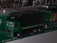MB Mercedes Benz AtegoModell H0 Minitruck LKW Mauritius - Nürnberg