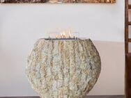 Xaralyn Shigo Naturstein Bioethanol Kamin mit Keramik Brenner - Hamburg Wandsbek