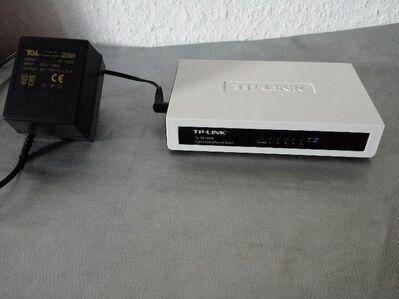 Tp-Link   Switch - Kassel Brasselsberg
