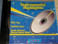 SCHALLPLATTE INDUSMENTAL HIGH LIGHTS DDR