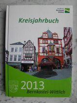 Kreisjahrbuch Jahrbuch Kreis Bernkastel-Wittlich 1978-2013  33 Bücher zusammen 99,-