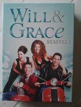 DVD Serie Will & Grace Staffel 1