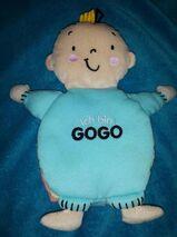 Gogo Baby Stoffbuch.
