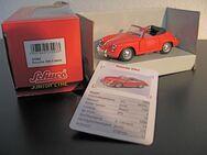 Porsche 356 Cabrio - Mülheim (Ruhr)