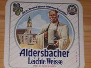 Abtei Weitzen Leichte Weisse Aldersbacher BD Bierdeckel - Nürnberg