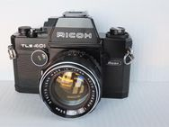 RICOH TLS 401  black M42 mit RIKENON 55mm 1,4f, - Fürth