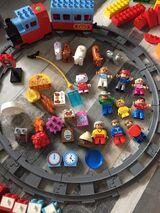 Lego Duplo Zug mit Zubehör