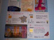 Telefonkarten-Sammlung (ungebraucht) - Rees Zentrum
