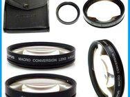 OLYMPUS MACRO Conversion Lens f=40cm VORSATZ LINSE - Ø55mm TOP - Nürnberg
