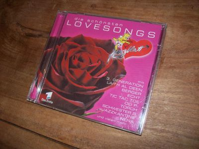 Lovesongs Herzblatt - Erwitte