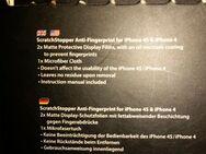 Hama Display-Schutzfolie für Apple iPhone 4/4S, 3+1 Stück - Verden (Aller)